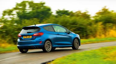 Hatchbacks - Fiesta ST