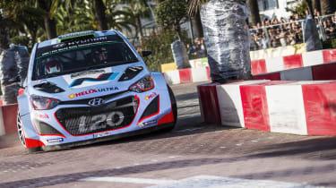 WRC Spain Paddon