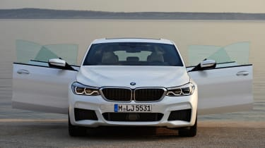 BMW 6-series GT - front2