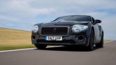 Bentley Continental GT - pre production front