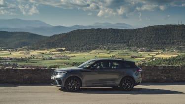 Range Rover Velar SVA - side