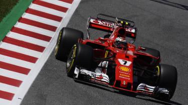 Spanish F1 - Ferrari