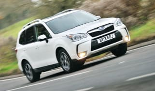 Subaru Forester 2.0 XT review