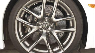 Lexus LFA wheel