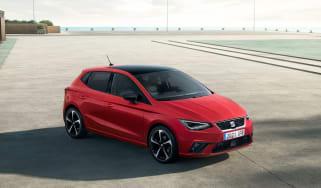 SEAT Ibiza 2021 update front