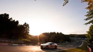 Nurburgring - cornering shot