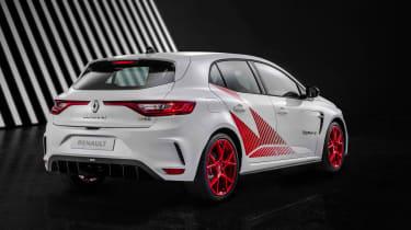 Renault Sport Megane Trophy-R rear