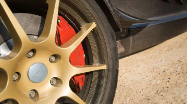 Tramontana R Edition wheel