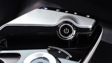 Kia EV6 GT-Line S – power button