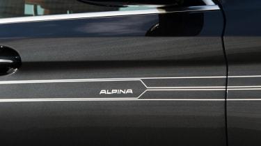 Alpina D5 S – decal
