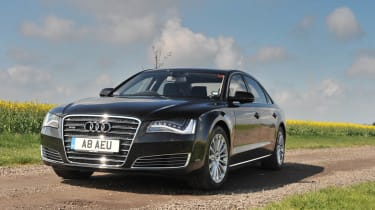 Audi A8 W12 6.3