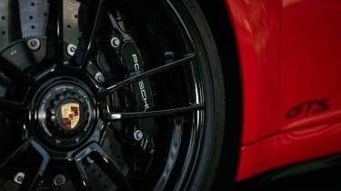 Porsche 911 GTS review (992) – wheels