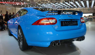 Geneva 2011: hardcore new Jaguar XKR-S coupe