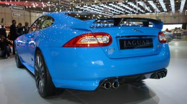 Geneva 2011: hardcore new Jaguar XKR-S coupe