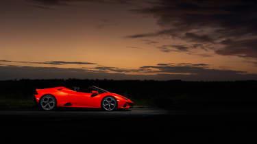 Lamborghini Huracán Evo Spyder – profile