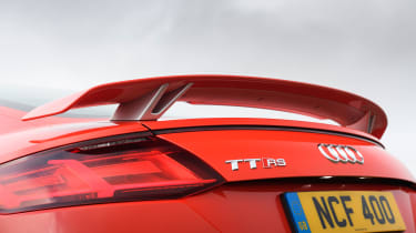 Audi TT RS Coupe – Wing