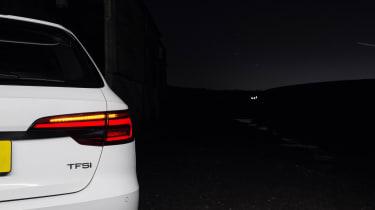 Audi A4 Avant - tail
