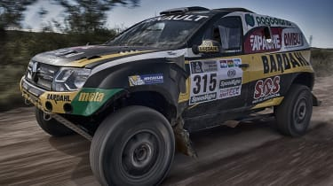 Renault Duster – Dakar