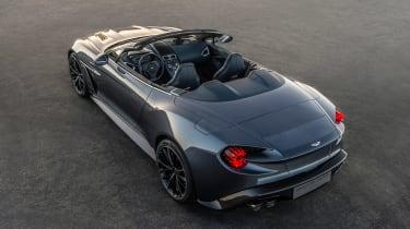 Aston Martin Zagato Volante - rear three quarter