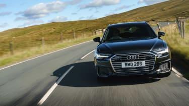 Audi A6 Estate S-Line - nose