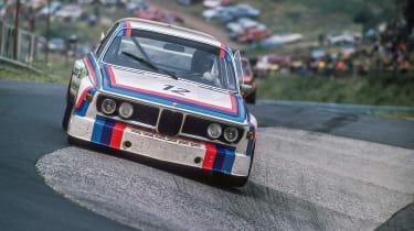 BMW CSL Nurburgring