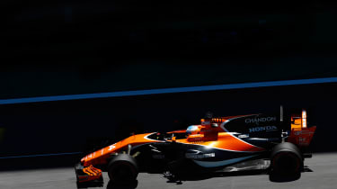 F1 Brazil - mclaren