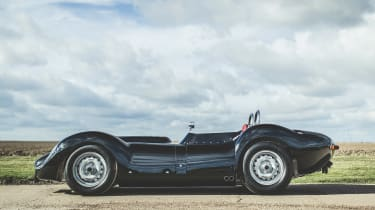 Lister Knobbly - recreation profile