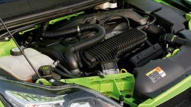 Ford Focus RS Mk2 – 2.5-litre engine