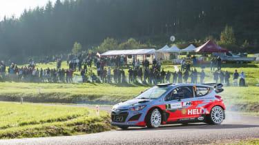 Thierry Neuville Hyundai i20 WRC