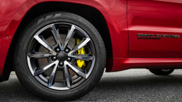 Jeep Grand Cherokee Trackhawk - wheel
