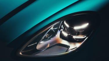 Porsche Macan – headlights