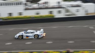 Goodwood 75th Members Meeting Porsche GT1