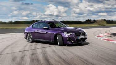 BMW 2-series 2021 – front slide