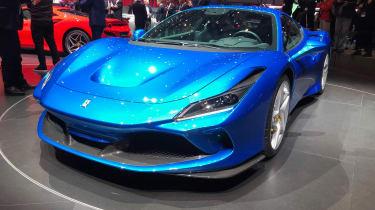 Ferrari F8 live - front