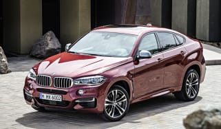 New BMW X6 revealed