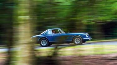 1966 Ferrari 330 GTC - side