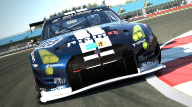 Gran Turismo 6 screenshot Nissan GT-R GT3