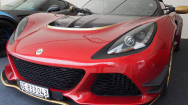 Goodwood Festival of Speed - Lotus Exige