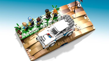 LEGO Peugeot 205 T16 - top