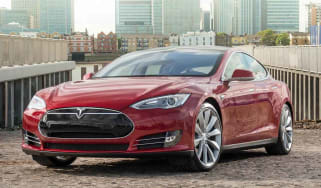 Saleen to tune Tesla Model S