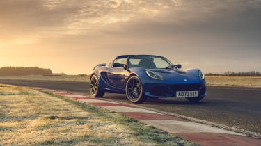 Lotus Final Editions 2021 - elise sport