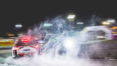 WRC Yaris rear