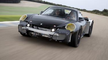 Porsche buys Nardo test track