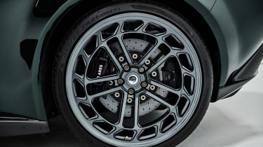 Ares Panther wheel
