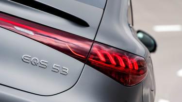 Mercedes-AMG EQS53 – rear light