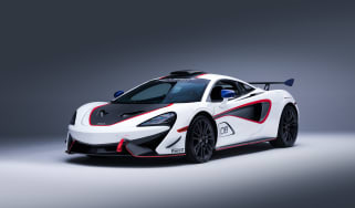 McLaren MSO X – front quarter