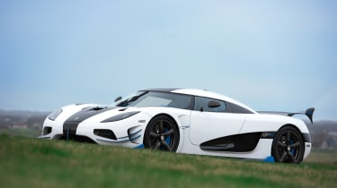 Koenigsegg Agera RS1 - Front