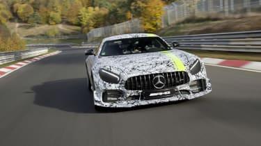 Mercedes-AMG GT R PRO - teaser