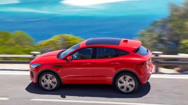 Jaguar E-Pace - driving profile
