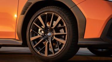 All-new 2022 Subaru WRX GT – wheel